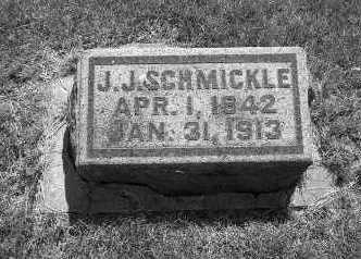 SCHMICKLE, J.J. - Linn County, Iowa | J.J. SCHMICKLE