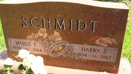 SCHMIDT, HARRY S. - Linn County, Iowa | HARRY S. SCHMIDT