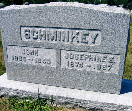SCHMINKEY, JOHN - Linn County, Iowa | JOHN SCHMINKEY