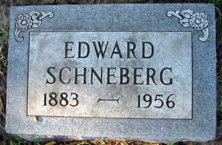 SCHNEBERG, EDWARD - Linn County, Iowa | EDWARD SCHNEBERG