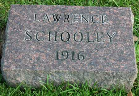 SCHOOLEY, LAWRENCE - Linn County, Iowa | LAWRENCE SCHOOLEY