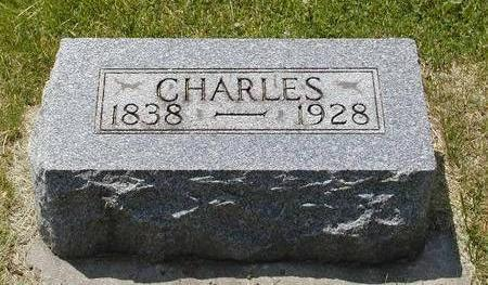 SCHULTZ, CHARLES - Linn County, Iowa | CHARLES SCHULTZ