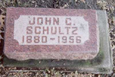 SCHULTZ, JOHN C. - Linn County, Iowa | JOHN C. SCHULTZ
