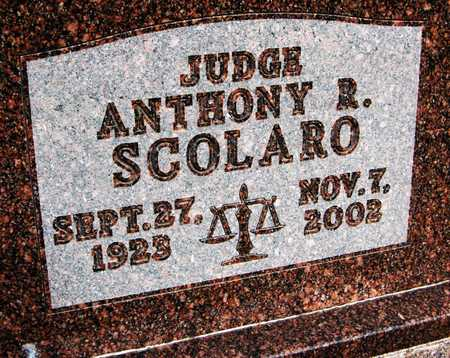 SCOLARO, JUDGE ANTHONY R. - Linn County, Iowa | JUDGE ANTHONY R. SCOLARO