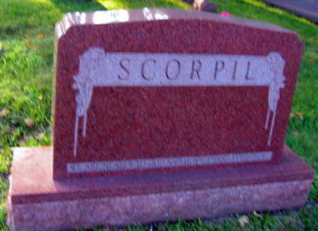 SCORPIL, FAMILY STONE - Linn County, Iowa | FAMILY STONE SCORPIL