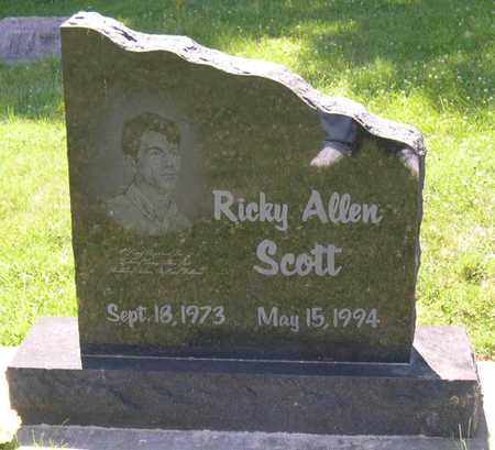 SCOTT, RICKY ALLEN - Linn County, Iowa | RICKY ALLEN SCOTT
