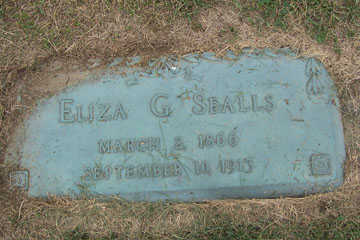 SEALLS, ELIZA - Linn County, Iowa | ELIZA SEALLS