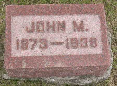 SEARS, JOHN M. - Linn County, Iowa | JOHN M. SEARS