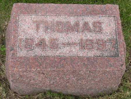 SEARS, THOMAS - Linn County, Iowa | THOMAS SEARS