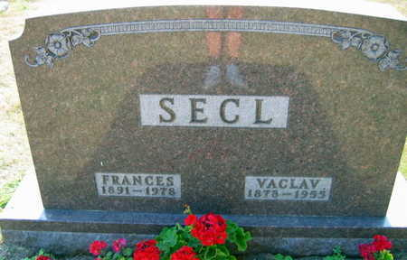 SECL, FRANCES - Linn County, Iowa | FRANCES SECL