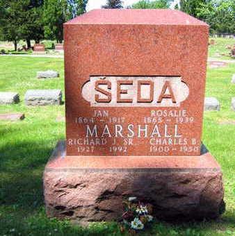 MARSHALL, RICHARD J. SR. - Linn County, Iowa | RICHARD J. SR. MARSHALL