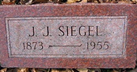 SEIGEL, J. J. - Linn County, Iowa | J. J. SEIGEL