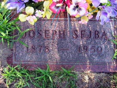 SEJBA, JOSEPH - Linn County, Iowa | JOSEPH SEJBA
