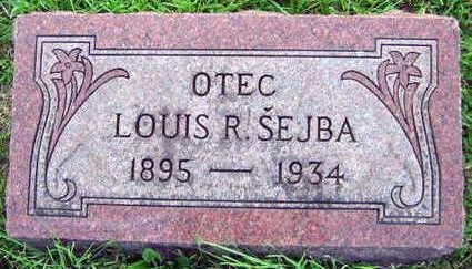 SEJBA, LOUIS R. - Linn County, Iowa | LOUIS R. SEJBA