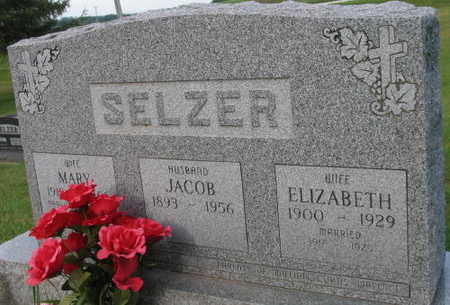 SELZER, MARY - Linn County, Iowa | MARY SELZER