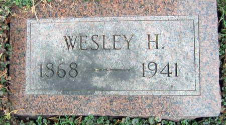 SERBOUSEK, WESLEY H. - Linn County, Iowa | WESLEY H. SERBOUSEK