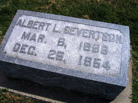 SEVERTSON, ALBERT L. - Linn County, Iowa | ALBERT L. SEVERTSON