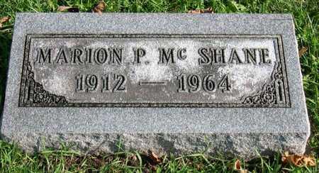 MCSHANE, MARION P. - Linn County, Iowa | MARION P. MCSHANE