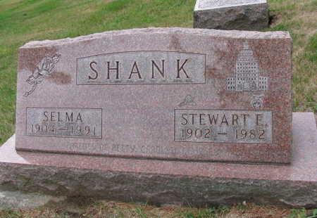 SHANK, SELMA - Linn County, Iowa | SELMA SHANK