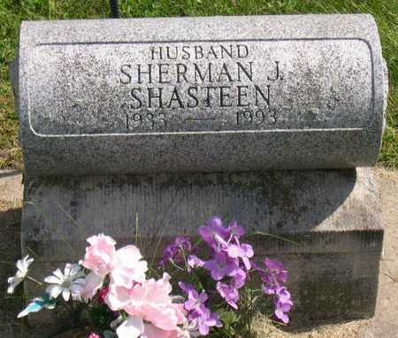 SHASTEEN, SHERMAN J. - Linn County, Iowa | SHERMAN J. SHASTEEN