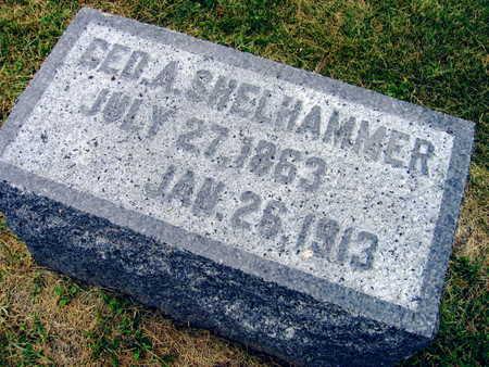SHELHAMMER, GEORGE A. - Linn County, Iowa | GEORGE A. SHELHAMMER