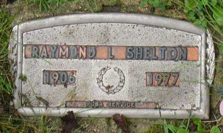 SHELTON, RAYMOND L. - Linn County, Iowa | RAYMOND L. SHELTON