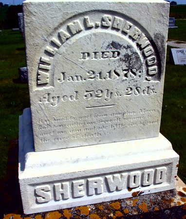 SHERWOOD, WILLIAM L. - Linn County, Iowa | WILLIAM L. SHERWOOD