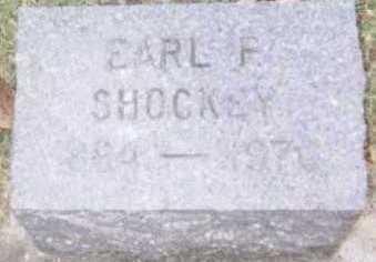 SHOCKEY, EARL P. - Linn County, Iowa | EARL P. SHOCKEY