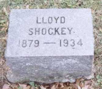 SHOCKEY, LLOYD - Linn County, Iowa | LLOYD SHOCKEY