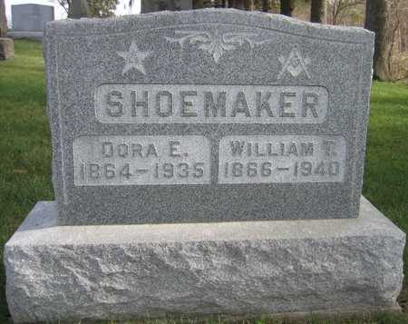 SHOEMAKER, DORA E. - Linn County, Iowa | DORA E. SHOEMAKER