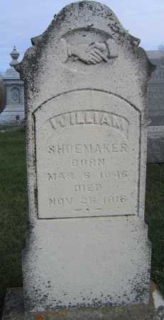 SHOEMAKER, WILLIAM - Linn County, Iowa | WILLIAM SHOEMAKER