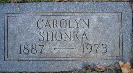 SHONKA, CAROLYN - Linn County, Iowa | CAROLYN SHONKA