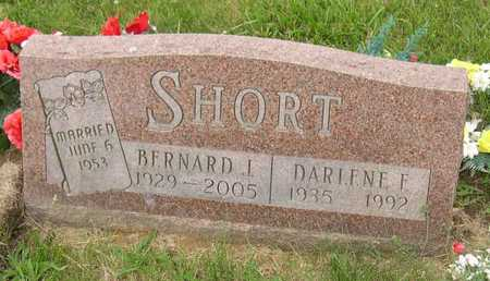 SHORT, BERNARD J. - Linn County, Iowa | BERNARD J. SHORT