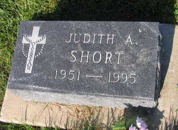 SHORT, JUDITH A. - Linn County, Iowa | JUDITH A. SHORT