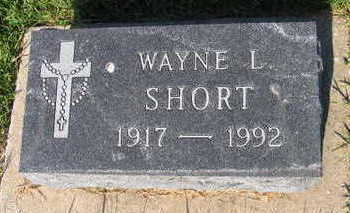 SHORT, WAYNE L. - Linn County, Iowa | WAYNE L. SHORT