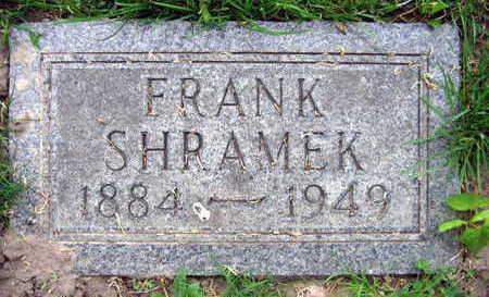 SHRAMEK, FRANK - Linn County, Iowa | FRANK SHRAMEK
