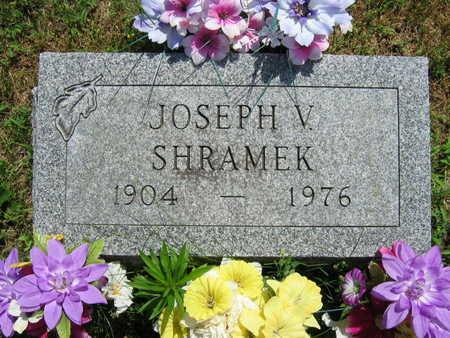 SHRAMEK, JOSEPH V. - Linn County, Iowa | JOSEPH V. SHRAMEK
