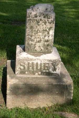 SHUEY, EDWARD BOWMAN - Linn County, Iowa   EDWARD BOWMAN SHUEY