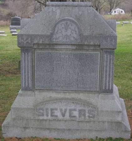 SIEVERS, FAMILY STONE - Linn County, Iowa | FAMILY STONE SIEVERS