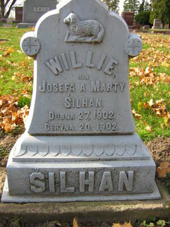 SILHAN, WILLIE - Linn County, Iowa | WILLIE SILHAN