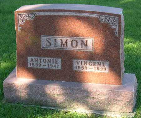 SIMON, ANTONIE - Linn County, Iowa | ANTONIE SIMON