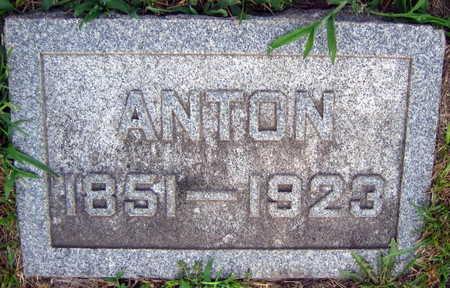 SIMON, ANTON - Linn County, Iowa | ANTON SIMON