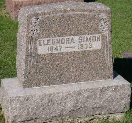SIMON, ELEONORA - Linn County, Iowa | ELEONORA SIMON