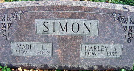SIMON, MABEL L. - Linn County, Iowa | MABEL L. SIMON