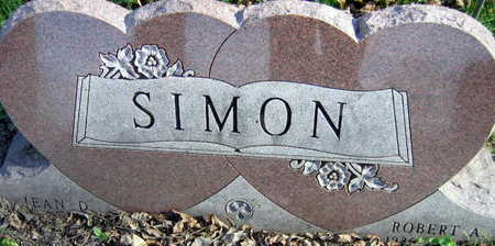 SIMON, ROBERT A. - Linn County, Iowa | ROBERT A. SIMON