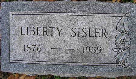 SISLER, LIBERTY - Linn County, Iowa | LIBERTY SISLER