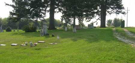 SISLEY GROVE, CEMETERY - Linn County, Iowa | CEMETERY SISLEY GROVE