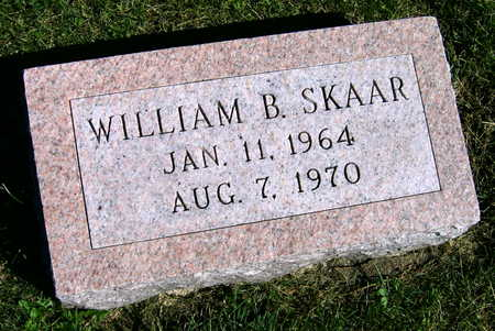 SKAAR, WILLIAM B. - Linn County, Iowa | WILLIAM B. SKAAR
