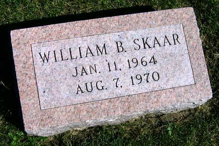 SKAAR, WILLIAM B. - Linn County, Iowa | WILLIAM B. SKAAR