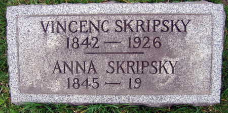 SKRIPSKY, ANNA - Linn County, Iowa | ANNA SKRIPSKY